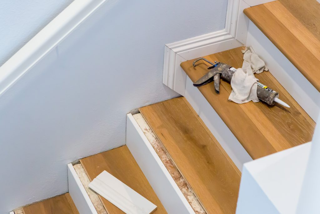 Remodel Staircase Arlington Heights